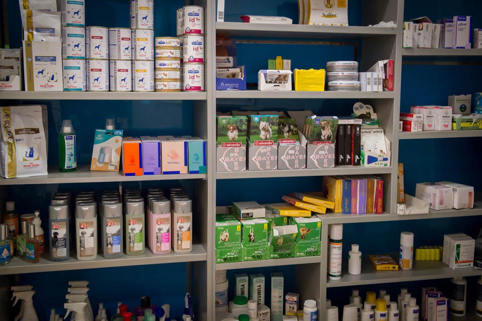 Κτηνιατρικά φάρμακα